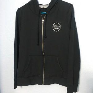 VS sport black hoodie